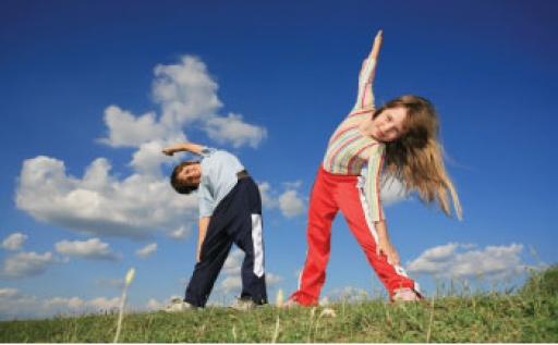 فعالیت بدنی و کودکان